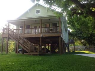 Home among the forest and Clear Creek - Kemah vacation rentals
