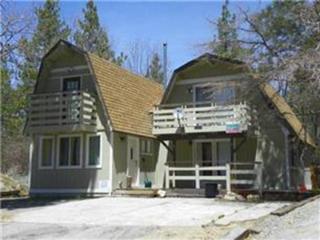 Big Bear / Moonridge Cabin Jacuzzi - ski internet - Big Bear Lake vacation rentals