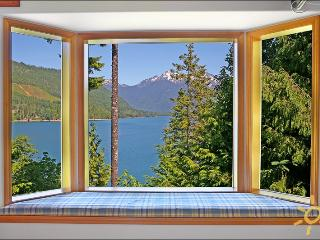 Quiet Cove Lake House on Lake Cushman - Tahuya vacation rentals