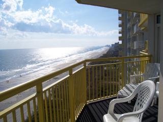 BAYWATCH - SAVE on April 2015 - OCEANFRONT 2 bdrm. - North Myrtle Beach vacation rentals