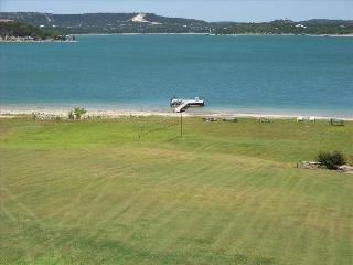 Beautiful Montina Beach on Lake Travis - Volente vacation rentals