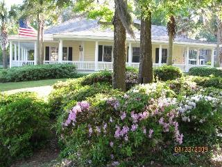 E12 Comfy 2/2 with bikes, sleeps 4, WIFI, Clean! - Saint Simons Island vacation rentals