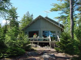 Waterfront home abutting Acadia, swim, kayak, hike - Bar Harbor and Mount Desert Island vacation rentals