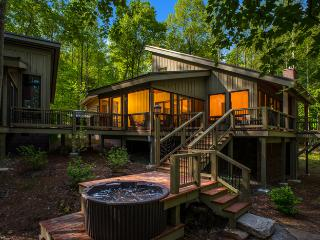 The Tree House at Wild Rock Near Fayetteville, WV - Oak Hill vacation rentals