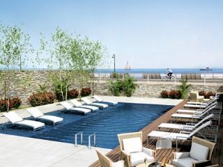 Incredible Ocean Front Condo w/Wrap Around Terrace - Long Beach vacation rentals