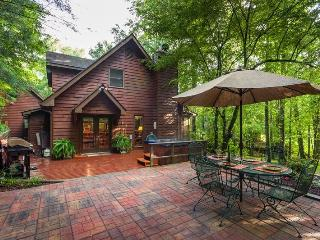 Buddy's Bungalow - Magical Creek Side Cabin! - Ellijay vacation rentals