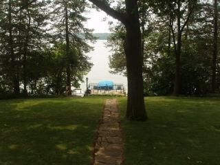 One of the few rentals on Rock Lake - Wisconsin vacation rentals