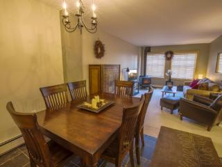 Meadowstone Lodge #106 - well-appointed three bedroom, - Kirkwood vacation rentals