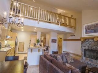 Meadowstone Lodge #403 - unparalleled three bedroom plus loft - Kirkwood vacation rentals
