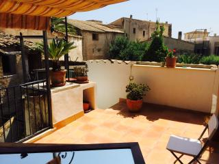 Calatrava private 2 rooms w terrace - Palma de Mallorca vacation rentals