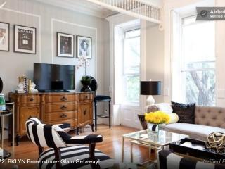 BKLYN Brownstone- Glam Getaway! - New York City vacation rentals