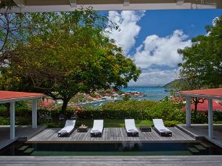 Harbor view villa on a hill a few minutes up from Gustavia WV ANG - Gustavia vacation rentals