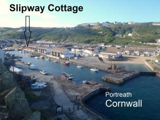 Slipway Cottage Portreath on Cornwall North Coast - Portreath vacation rentals