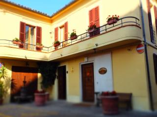 Nice Bed and Breakfast with Balcony and Central Heating - Picciano vacation rentals