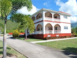 Crimson House  - A Dream Villa in Nevis - Newcastle vacation rentals