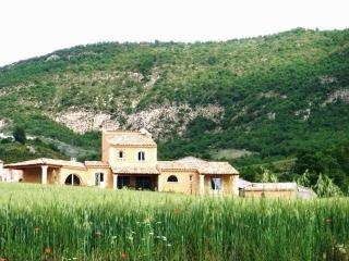 La bastide du jabron 7 chambres Spa Jacuzzi - Sisteron vacation rentals