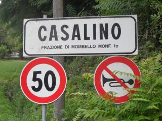 Ca' Madrina, CASA VACANZA NEL VERDE DELLE COLLINE - Mombello Monferrato vacation rentals
