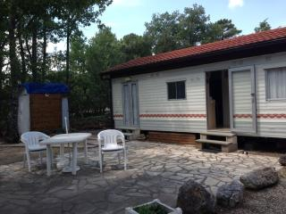 Romantic 1 bedroom Caravan/mobile home in Regusse - Regusse vacation rentals