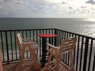 Beach-Front Condo 180-degree Views Of The Gulf - Madeira Beach vacation rentals