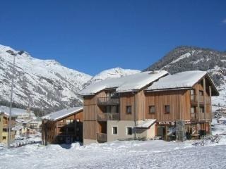 Bright 1 bedroom Condo in Lanslebourg Mont Cenis - Lanslebourg Mont Cenis vacation rentals