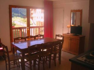 1 bedroom Condo with Balcony in Termignon - Termignon vacation rentals