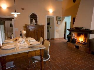 Podere Costarella Apartments 6+4 - Radicondoli vacation rentals