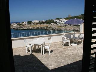 Sea front studioflat for rent in Salento - SA161 - Santa Caterina vacation rentals
