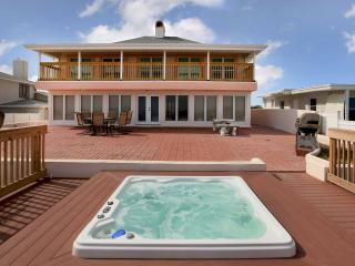 Summer Specials - Oceanfront with Jacuzzi 6 Bed /5.5 Bath-  Luxury Home #2721 - Daytona Beach Shores vacation rentals