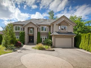 vacation rental home suitable for small weddings - Surrey vacation rentals