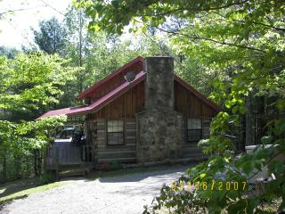 Real Log Cabin In The Smokies - Townsend vacation rentals
