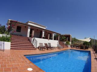 Comfortable Finca with Internet Access and A/C - Tolox vacation rentals