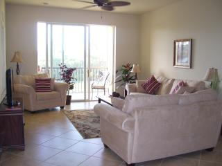 Beautiful Condo in Gated Golf and Tennis Community - Naples vacation rentals