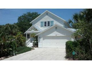 4 Bedroom Key West Style Home W/ Heated Pool, Close to Village and Beaches - Siesta Key vacation rentals