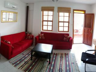 Akyaka central location. Spacious 2 bedroom apartment  near beach (Ezmi 2) - Akyaka vacation rentals