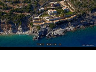 first in the sea villa - Koroni vacation rentals