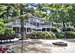 Exquisite Lake Winnipesaukee Waterfront Home - Image 1 - Alton - rentals