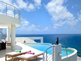 Villa Sky Blue SPECIAL OFFER: St. Martin Villa 177 Luxurious Ocean View Villa Where You Will See All The Hues Of The Blue Sky An - Dawn Beach vacation rentals