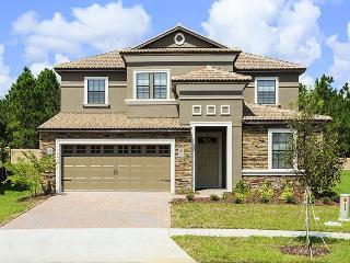 Luxury Villa | 7 Bed Villa with Private Screened Pool, Spillover Spa & Mickey & Friends Theme Room - Davenport vacation rentals