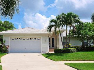 Front of the Home - Algonquin Ct - ALGON88 - Charming Waterfront Home! - Marco Island - rentals