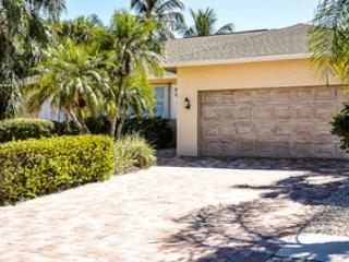 Front of the Home - Spanish Ct - SPAN1211 - Charming Waterfront Home! - Marco Island - rentals