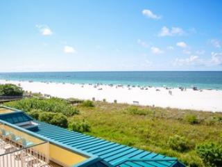 View from Balcony - Apollo 309 - Great Location Beachfront Condo! - Marco Island - rentals