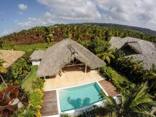 4 Bed 4 Bath private Villa, steps to the Beach! - Las Terrenas vacation rentals