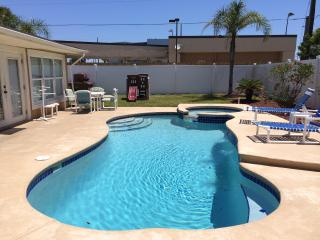 Cottage - 700 Feet to Ocean with Solar Heated Pool - New Smyrna Beach vacation rentals