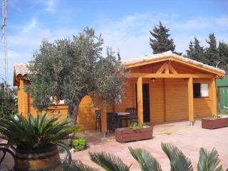 Wood house in Caños de Meca in front of Natural Park LA BREÑA and 800 meters from the sea - San Fernando de Henares vacation rentals