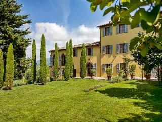 Hilltop La Corte Malgiacca Estate- vineyard views, pool & lush grounds - Lucca vacation rentals