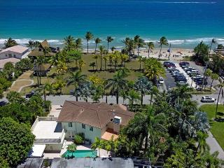 Hot Deal April & May.. 6 BR Oceanfront home - Fort Lauderdale vacation rentals