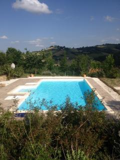 Heavenly beautiful villa by the lake - Amandola vacation rentals