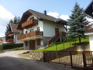Vacation house at lake Sabljaci - Ogulin vacation rentals