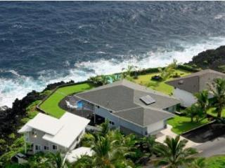 Private Oceanfront Home w/Pool - Great Rates! - Pahoa vacation rentals