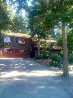 Front of House - Come and Enjoy Lakeside @Agate Bay with Hot Tub - Tahoe Vista - rentals